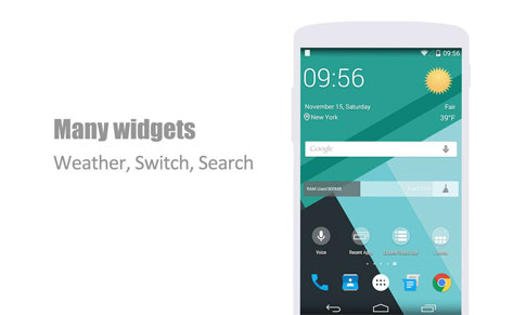 L Launcher PRO - Lollipop Launcher Android