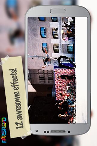 Lomo Camera Android بازی اندروید