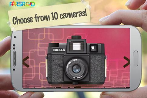 دانلود Lomo Camera - نرم افزار دوربین جالب و شگفت انگیز اندروید