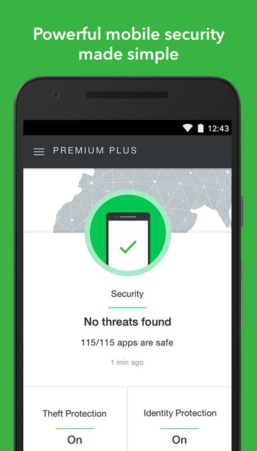 Lookout Security & Antivirus Android