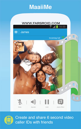 Maaii: Free Calls & Messages - نرم افزار اندروید