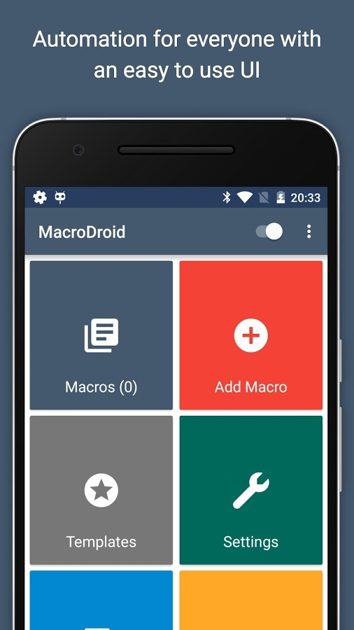 MacroDroid - Device Automation - نرم افزار اندروید