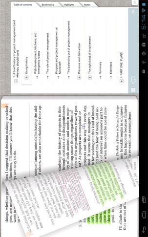 دانلود Mantano Ebook Reader Premium 2.5.6 – کتاب خوان قدرتمند و برتر اندروید