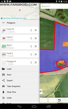 Measure Map Android - بازی جدید اندروید