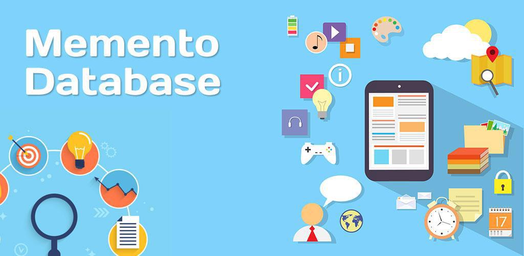دانلود Memento Database - برنامه قدرتمند ذخیره اطلاعات اندروید