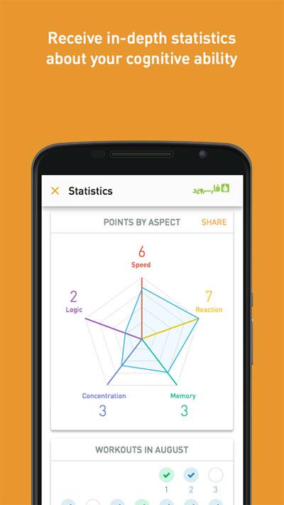 Memorado - Brain Games Premium Android