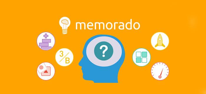 دانلود Memorado - Brain Games Premium - برنامه فوق العاده افزایش مهارت مغز اندروید !