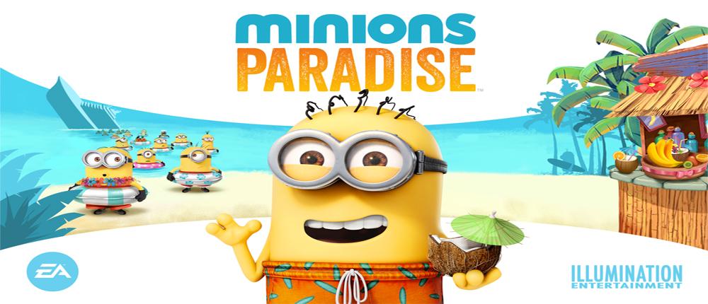 دانلود Minions Paradise - بازی محبوب بهشت مینیون ها اندروید + مود