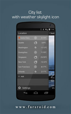 Download MoWeather App Apk - New FREE