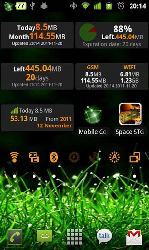 Mobile Counter Pro – 3G, WIFI Android
