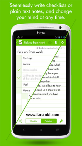 Download MobisleNotes - Notepad Android Apk - New