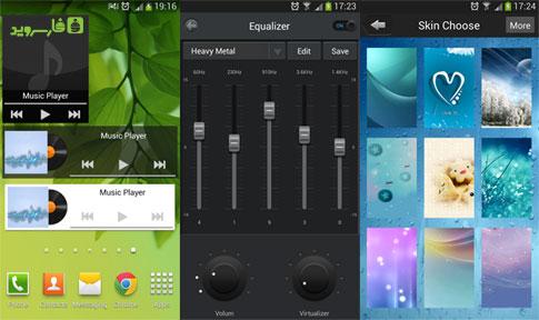 دانلود Music Player + - موزیک پلیر کم نظیر اندروید!
