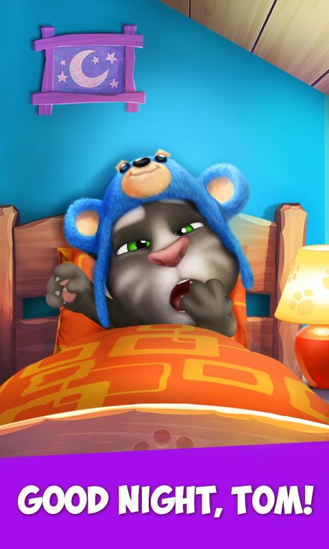 Download My Talking Tom Android Apk - NEW (Unlimited Money)