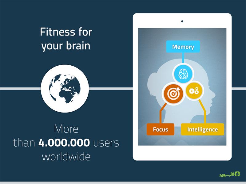 دانلود NeuroNation - brain training - برنامه تقویت هوش اندروید