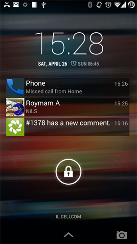 NiLS Lockscreen Notifications Android