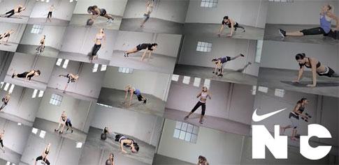 دانلود Nike Training Club - برنامه تمرینات ورزشی اندروید
