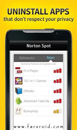 دانلود Norton Spot ad detector 1.0.0.18 – برنامه افزایش امنیت اندروید