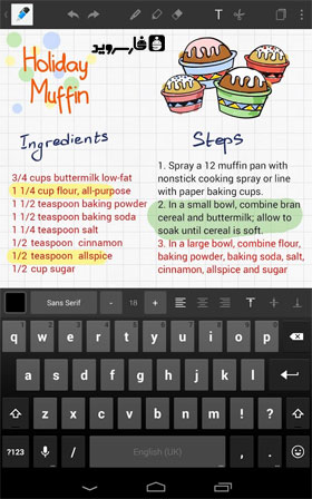 Notepad Plus Android