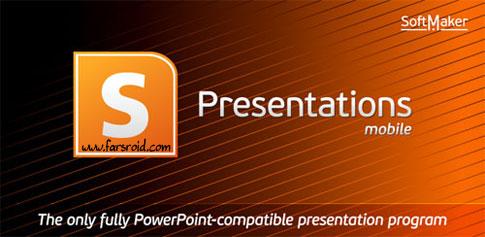 دانلود Office 2012: Presentations - آفیس اندروید !