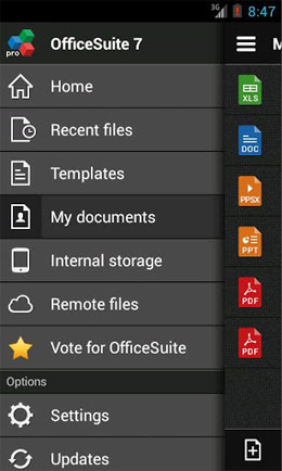 OfficeSuite Pro 7 + (PDF & HD) Android