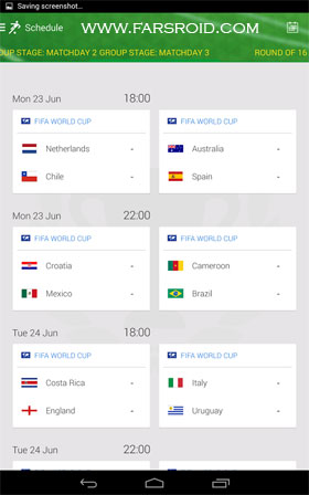 Onefootball Brasil - World Cup Android - برنامه اندروید