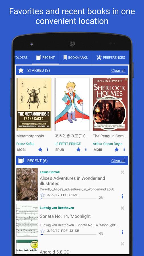 PRO PDF Reader - برنامه جدید اندروید