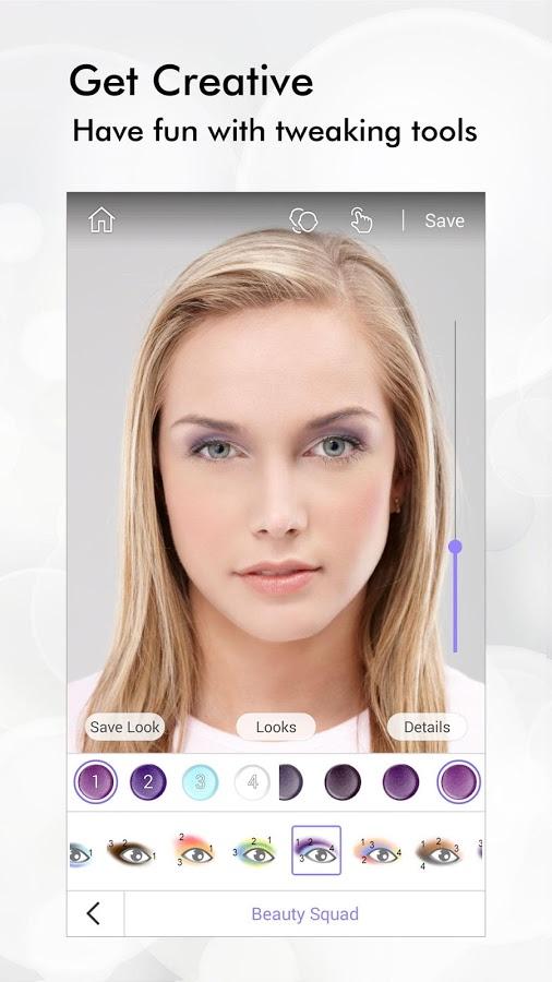 Perfect365: One-Tap Makeover - برنامه اندروید