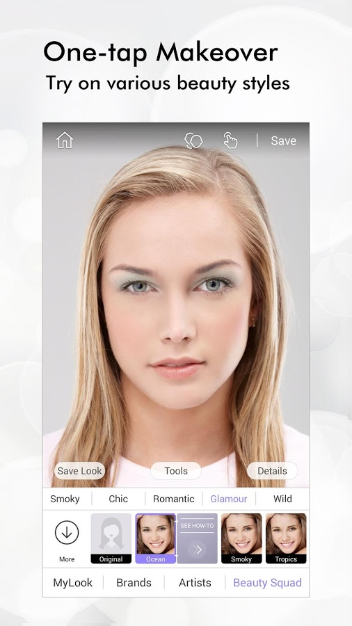 Perfect365: One-Tap Makeover - برنامه اندروید