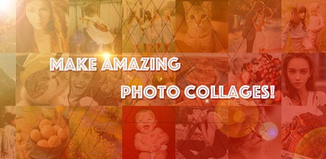 دانلود Photo Collage Editor - برنامه فوق العاده ساخت کلاژ حرفه ای اندروید !