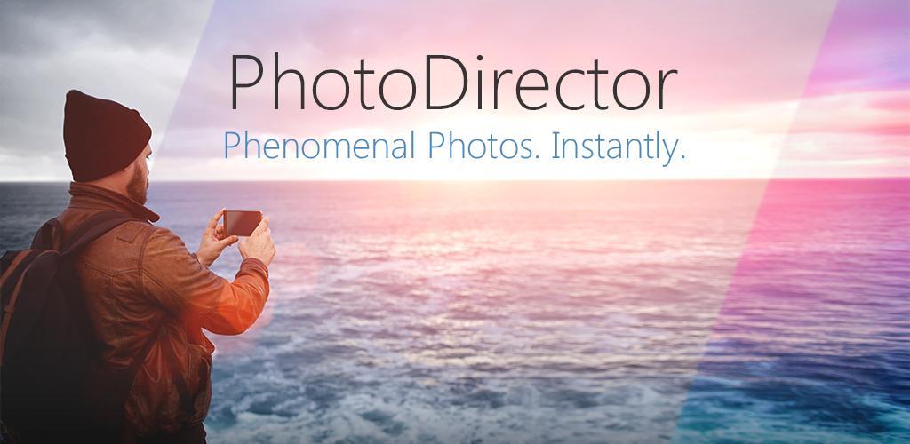 دانلود PhotoDirector - Photo Editor - ویرایشگر عکس بی نظیر اندروید!
