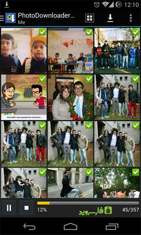 PhotoDownloader Plus Android