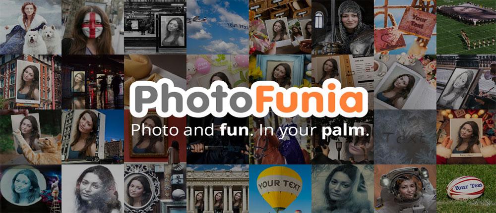 PhotoFunia - افکت گذاری عکس برای اندروید