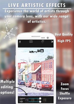 PhotoSoft Pro Android - برنامه ویرایس عکس اندروید