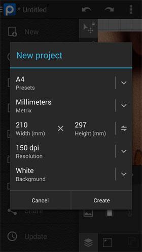 PhotoSuite 3 Photo Editor Android - برنامه اندروید