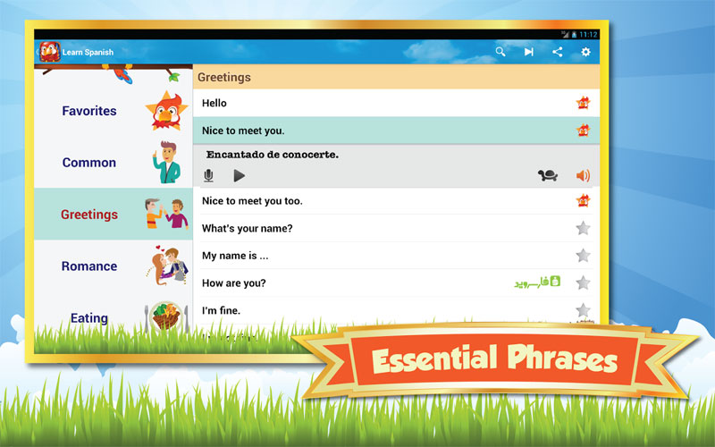 Phrasebook Pro - Learn Languages Android