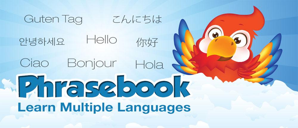 Phrasebook Pro Learn Languages دانلود Phrasebook Pro – Learn Languages 10.1.0 – برنامه جذاب و جالب و خوب بی نظیر یادگیری زبان آندروید !