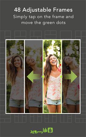 PicPlayPost - Video Collage - برنامه اندروید