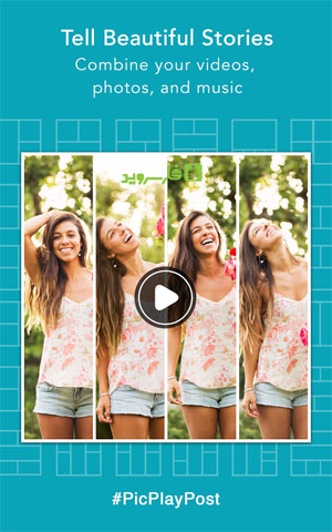 Download PicPlayPost - Video Collage Android Apk - New Google Play