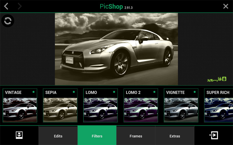 PicShop Photo Editor Android