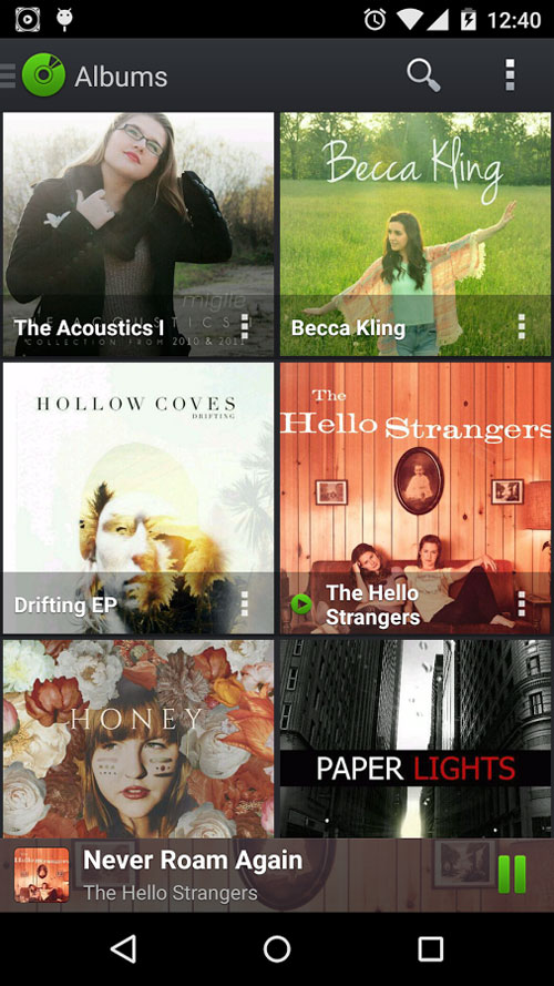 PlayerPro Music Player Android