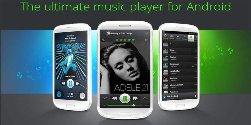 PlayerPro Music Player - موزیک و ویدئو پلیر اندروید