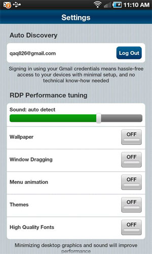 PocketCloud Remote Desktop Pro Android نرم افزار اندروید