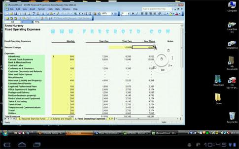 PocketCloud Remote Desktop Pro Android - برنامه ریموت کنترل اندروید