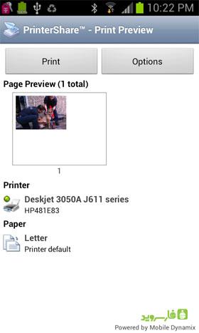 PrinterShare™ Mobile Print Android - برنامه جدید اندروید