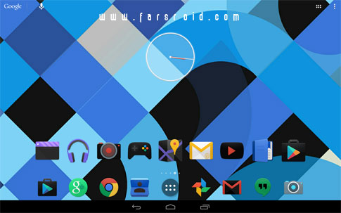Project Hera Launcher Theme Android - تم لانچر جدید اندروید