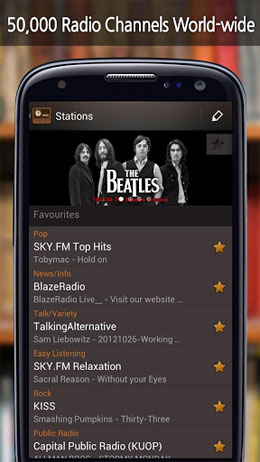 RadiON Android