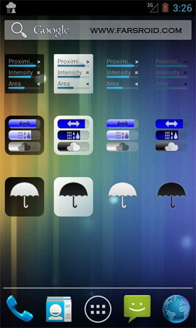 دانلود Rain Alarm OSM Pro 4.1.7 – برنامه هشدار باران اندروید!