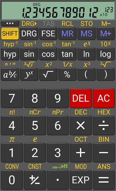 RealCalc Plus Android