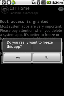 Root Uninstaller Pro Android
