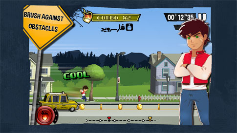 RunSanity – Fun running game Android